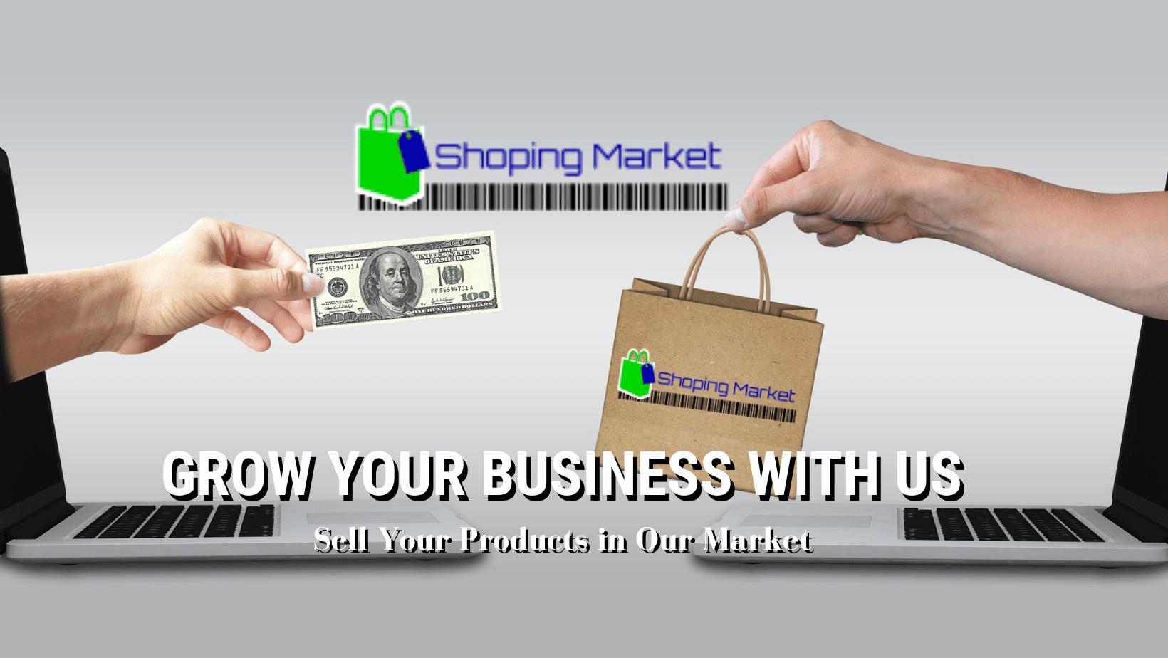 shoping market